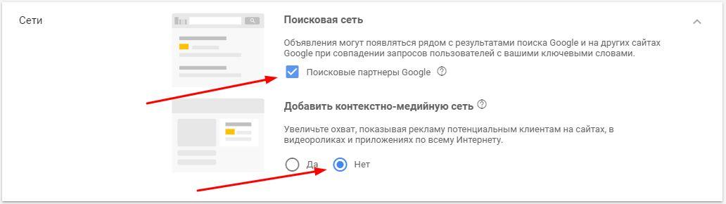Сети-поисковая сеть